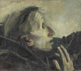 Heiliger Antonius, Kopf